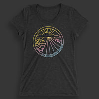 Load image into Gallery viewer, KANAHA SUNSET Women's Fitted Tee