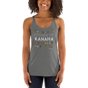 FRIENDS OF KANAHA Women's Tank Top