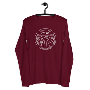 KANAHA SUNSET Men's Long Sleeve Tee