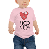 Load image into Gallery viewer, HO'OKIPA LOVE Baby Tee