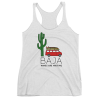Load image into Gallery viewer, BAJA VAN Women's Tank Top
