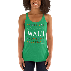 KANAHA ELEMENTS Women's Tank Top