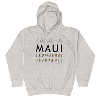 Load image into Gallery viewer, KANAHA ELEMENTS Kids Hoodie