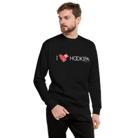 Load image into Gallery viewer, I LOVE HO'OKIPA Men's Sweater