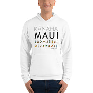 KANAHA ELEMENTS Men's Hoodie
