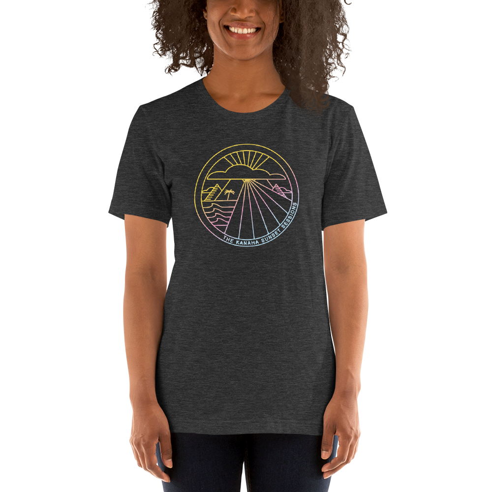 KANAHA SUNSET Women's Tee