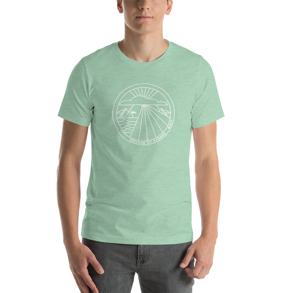 FRIENDS OF KANAHA Men's Tee