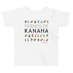 FRIENDS OF KANAHA Kids Tee
