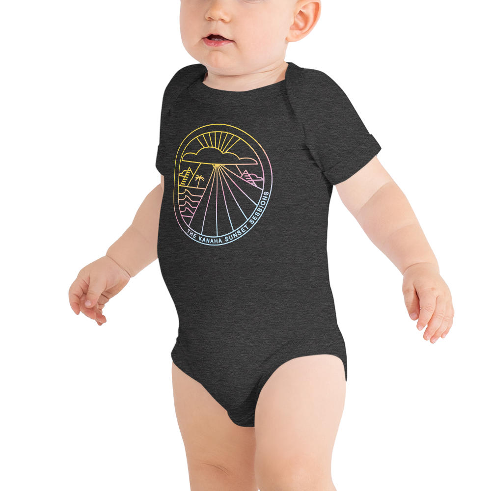 KANAHA SUNSET Baby One Piece
