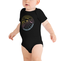 Load image into Gallery viewer, KANAHA SUNSET Baby One Piece