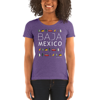Load image into Gallery viewer, BAJA ELEMENTS Women's Fitted Tee