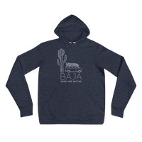 Load image into Gallery viewer, BAJA VAN Women's Hoodie