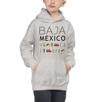 Load image into Gallery viewer, BAJA ELEMENTS Kids Hoodie