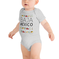 Load image into Gallery viewer, BAJA ELEMENTS Baby One Piece