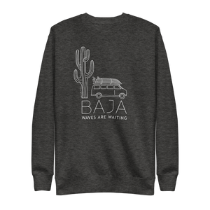 BAJA VAN Women's Sweater