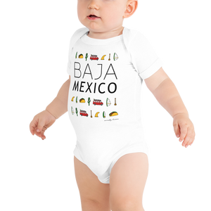 BAJA ELEMENTS Baby One Piece