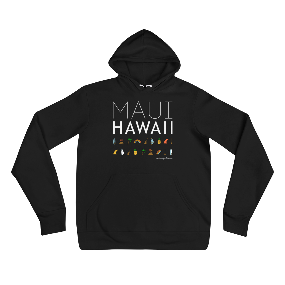 MAUI ELEMENTS Women's Hoodie