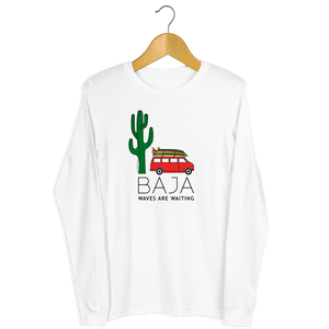 BAJA VAN Women's Long Sleeve