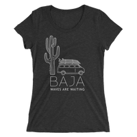 Load image into Gallery viewer, BAJA VAN Women's Fitted Tee