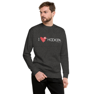 I LOVE HO'OKIPA Men's Sweater