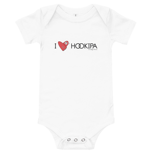 I LOVE HO'OKIPA Baby One Piece