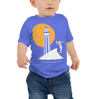 Load image into Gallery viewer, LOS CAÑOS DE MECA GIRL Baby Tee