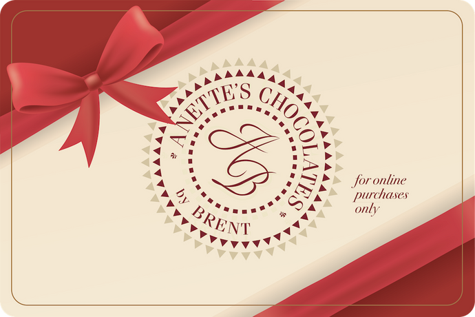 Anette's Chocolates Gift Card Image