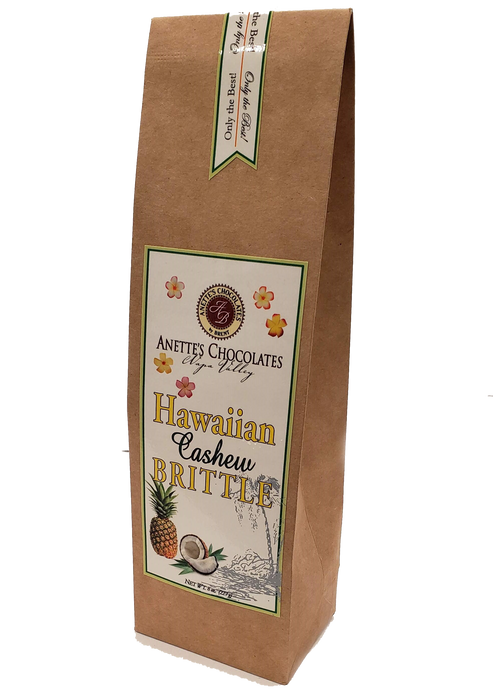 Hawaiian Cashew Brittle bag