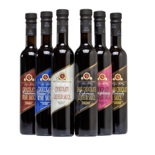 Load image into Gallery viewer, Assortment of 6 Tall bottles of Chocolate sauces