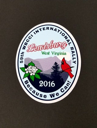 Lewisburg Decal