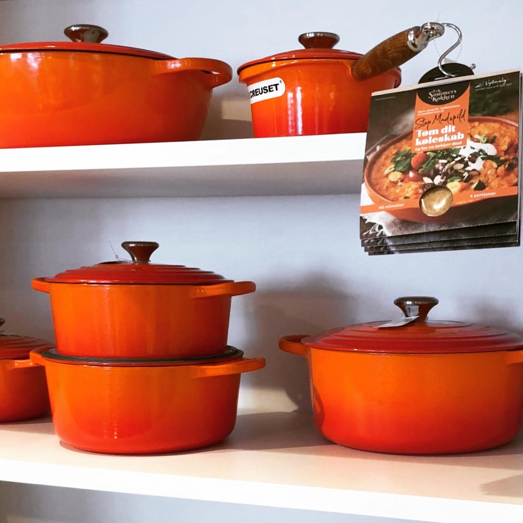Le creuset daal