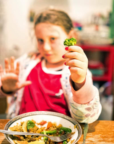 How to create healthy, happy, food-loving kids : Tribal Food and Fussy Eaters