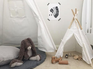 Kids TOY teepee-teepee-Rainbows and Clover-Rainbows and Clover