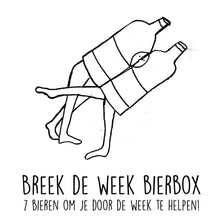 Afbeelding in Gallery-weergave laden, Breek de week bierpakket!