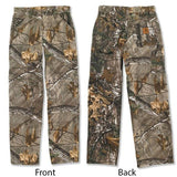 Carhartt Youth Work Camo Duck