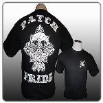CTD  Patch Pride Blk T Shirt