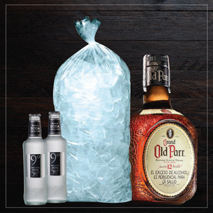 BOTELLA OLD PARR