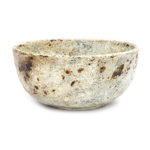 The Burned Bowl - Antique - L-Woonaccessoires-Bazar Bizar-Ik Hout ervan.
