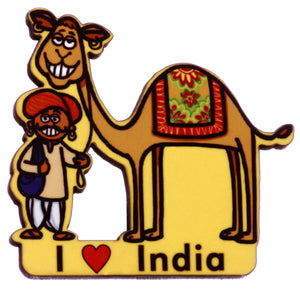 Indian Camel Magnet