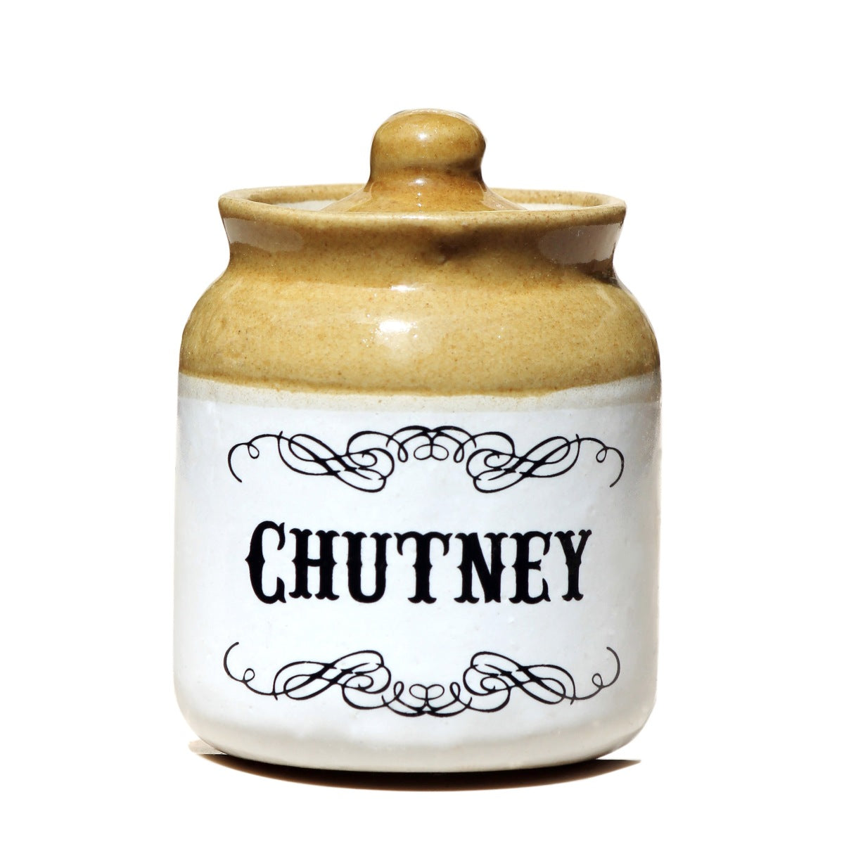 Chutney Ceramic Jar
