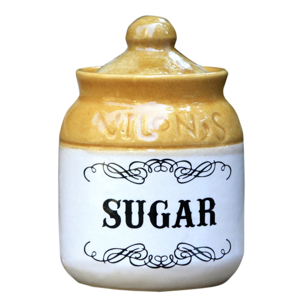 Sugar Ceramic Jar