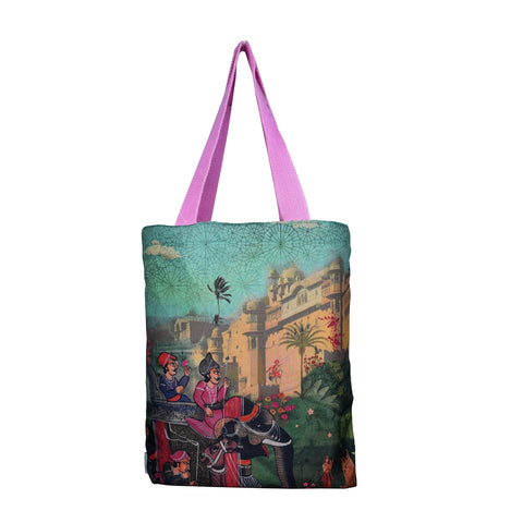 Indian Art Palace RPET Bag