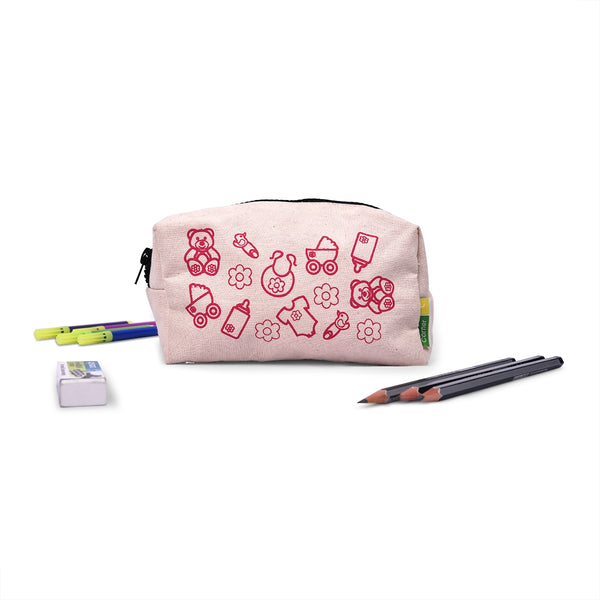 Baby Canvas Pouch