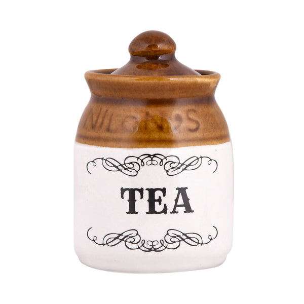 Tea Ceramic Jar