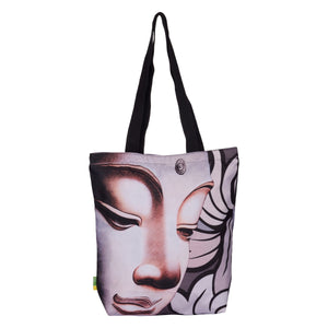 Buddha Design RPET Tote Bag