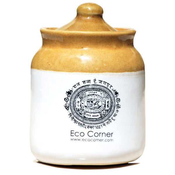 Made in India Ceramic Jar