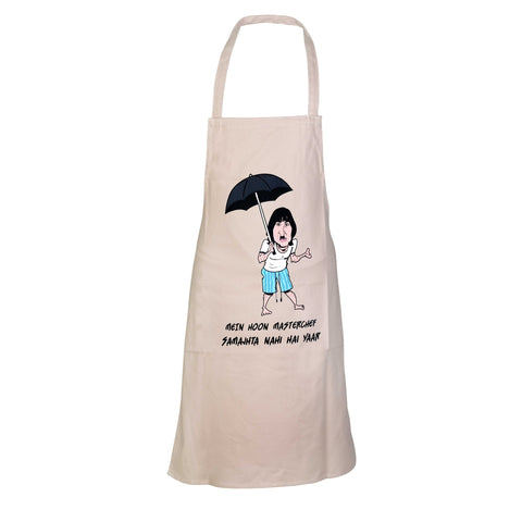 Master Chef Nandu Kitchen Apron