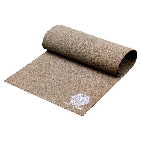 Textured Cork Yoga Mat