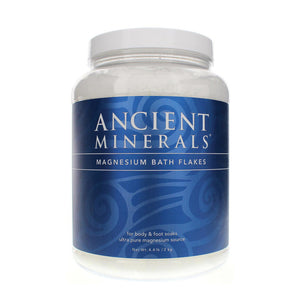 Ancient Minerals Magnesium Flakes 4.4lbs