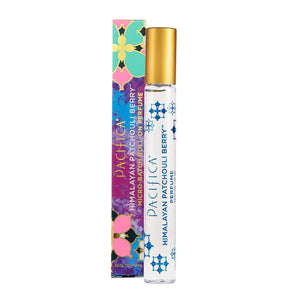 Pacifica Himalayan Patchouli Berry Roll-On Perfume 10ml